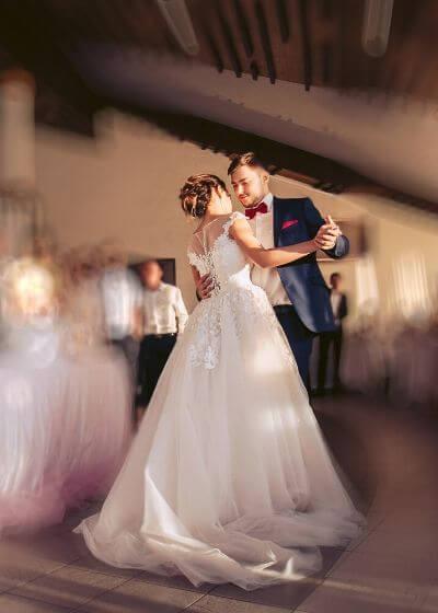 Esküvői nyitótánc oktatás